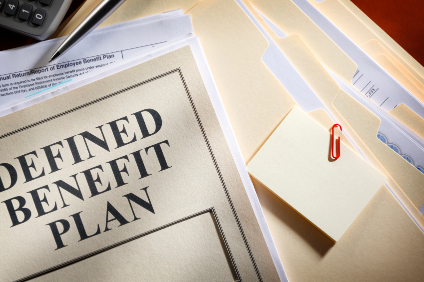 files and folders for Employee Benefits